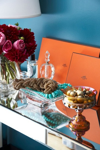 Spring decorating inspiration part one for Hermes palermo
