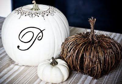 ~ Decorate Pumpkins ~