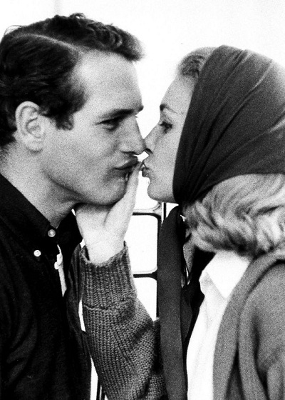 Bits baubles legendary loves for Paul newman joanne woodward love story
