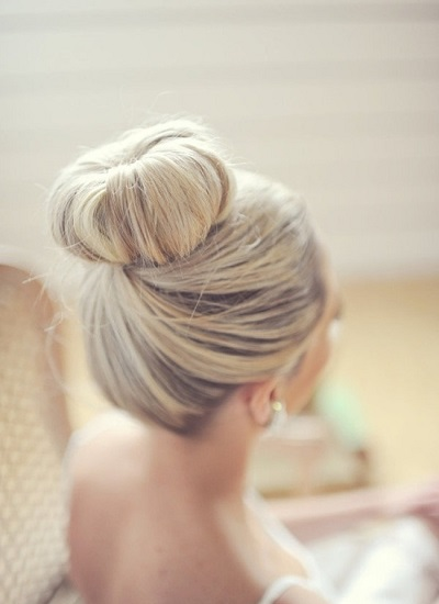 Hair: Buns & Topknots