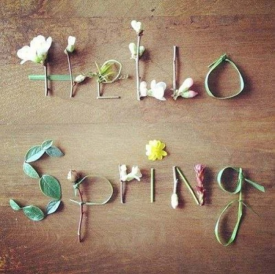 ~ Spring: Favorite Things To Do ~