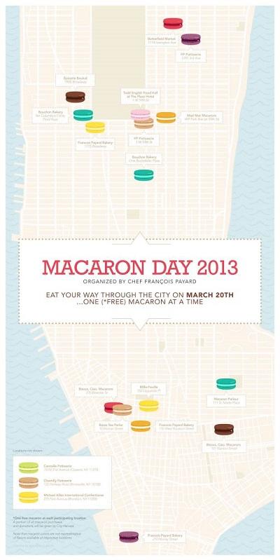 macaron map