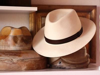 j crew panama hat
