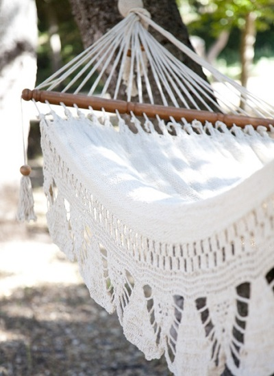 lace hammock