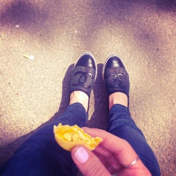 chanel + macaron