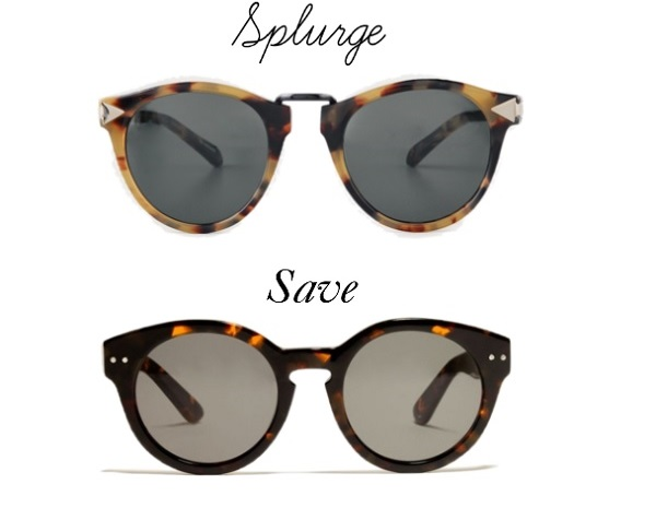 Splurge or Save: Round-Eye Sunglasses