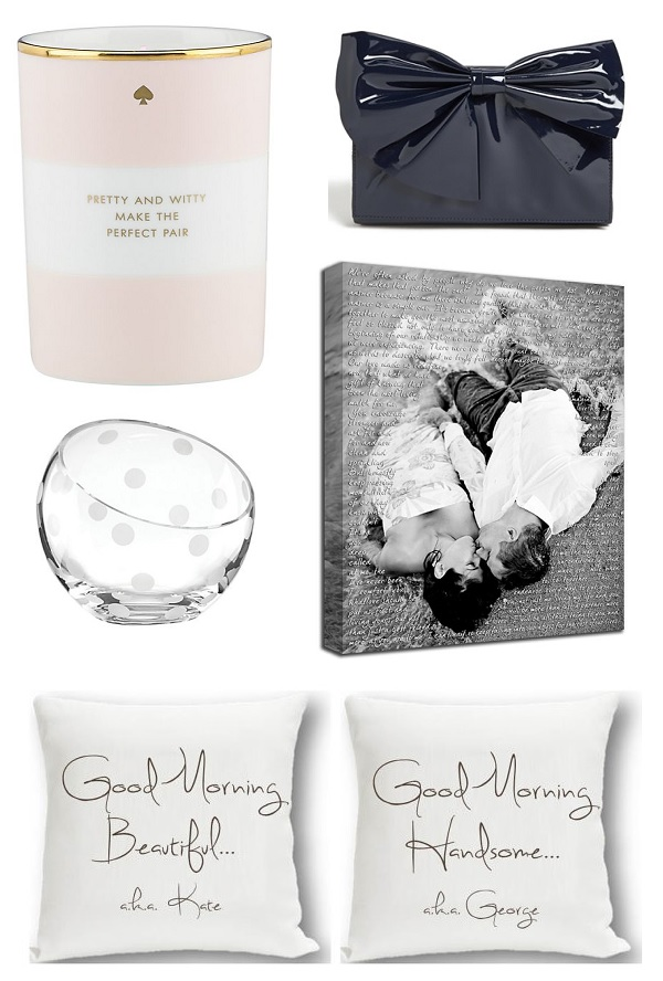 Wednesday Wishes: 2nd Anniversary Gift Ideas