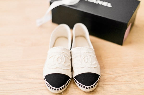 Style | Chanel Espadrilles