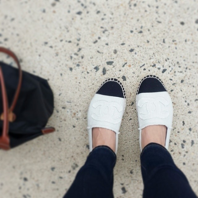 Style   Chanel Espadrilles