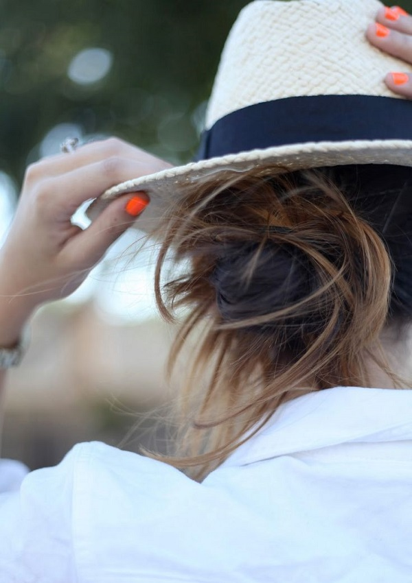 Summer's Best Accessory - The Panama Hat