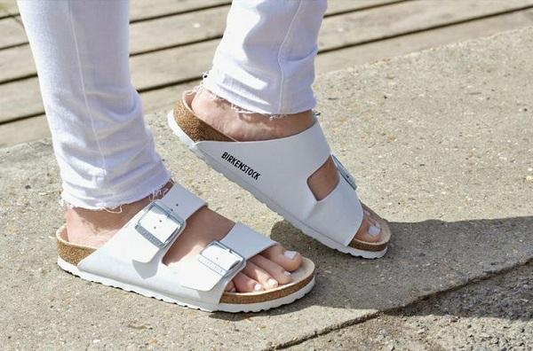 White Birkenstocks | Summer Style