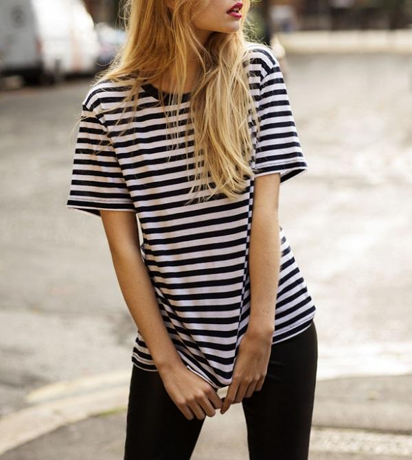 Striped Shirt | Parisian Style