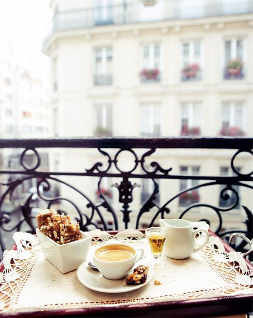 Wednesday Wishes | Paris Dreaming
