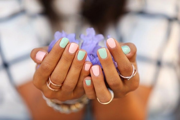 Beauty Talk | Pastel Nails