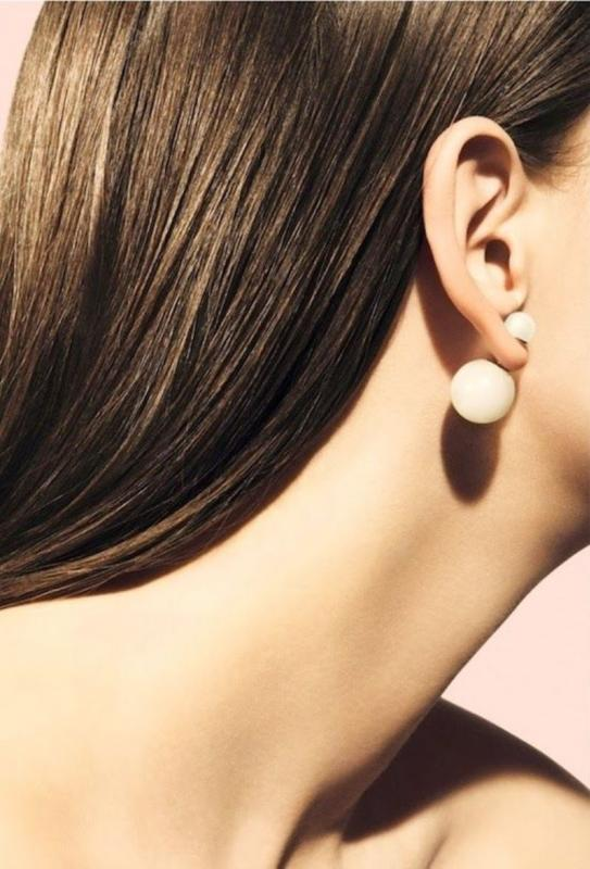 Tuesday Trend | Dual Sided Pearl Earrings