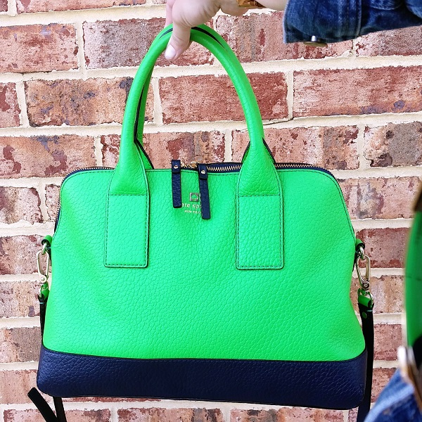 Kate Spade Colorblocked Bag