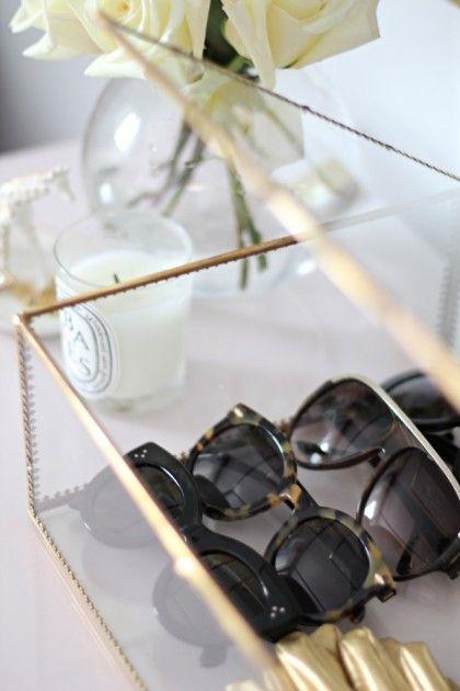 Wednesday Wishes | Oversized Sunglasses
