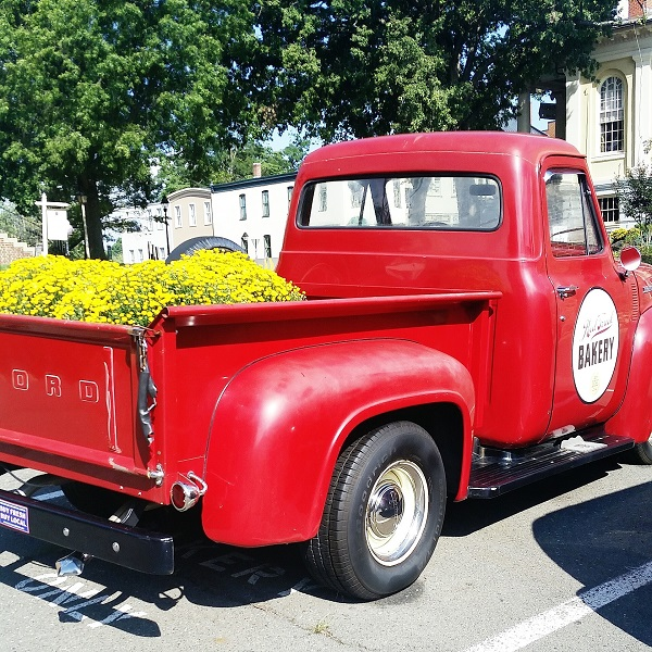Friday's Five: Red Truck Bakery