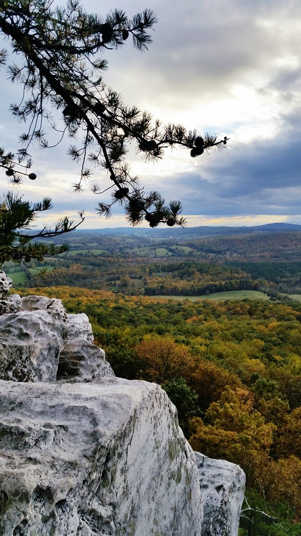 Autumn Hike | Top Of The Mountain