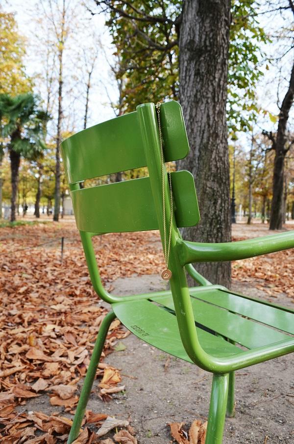 Jardin des Tuileries | Autumn in Paris