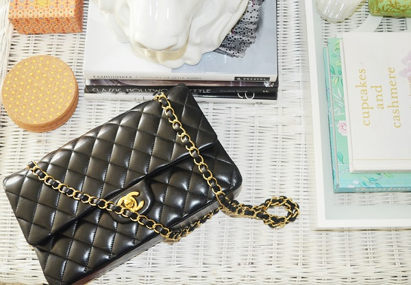 National Handbag Day | Chanel 2.55