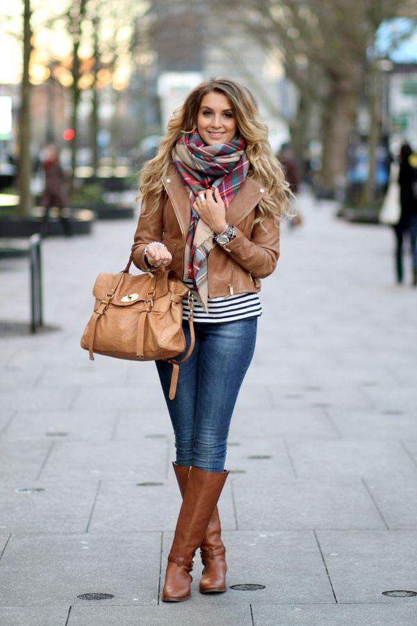 Zara Blanket Scarf Style Tricks