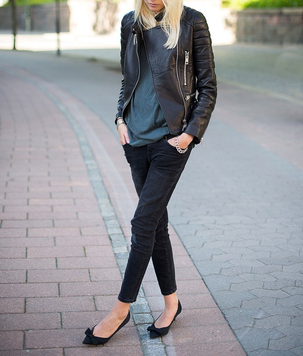 November What To Wear | Shades Of Black