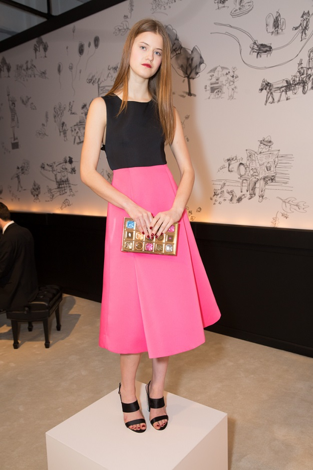 Mercedes-Benz Fashion Week Fall 2015 - Kate Spade - Presentation