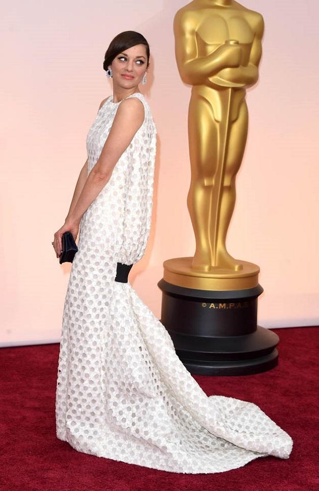 Oscars Marion Cotillard