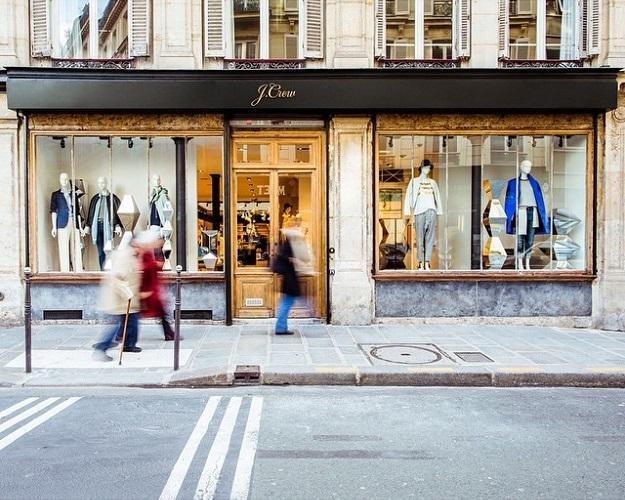 J Crew Marais Paris