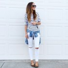 Transition Into Spring Style