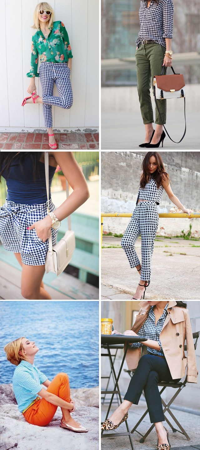 Gingham Trend Styles