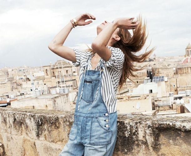 Why I Love To Wear Denim Overalls