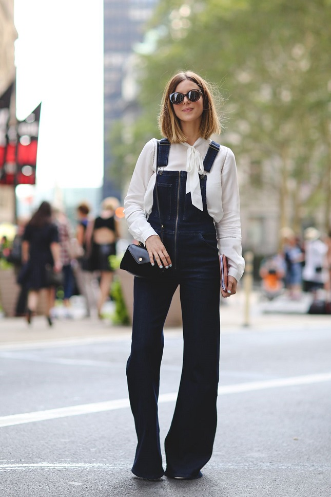NYFW Spring 2016 Overalls