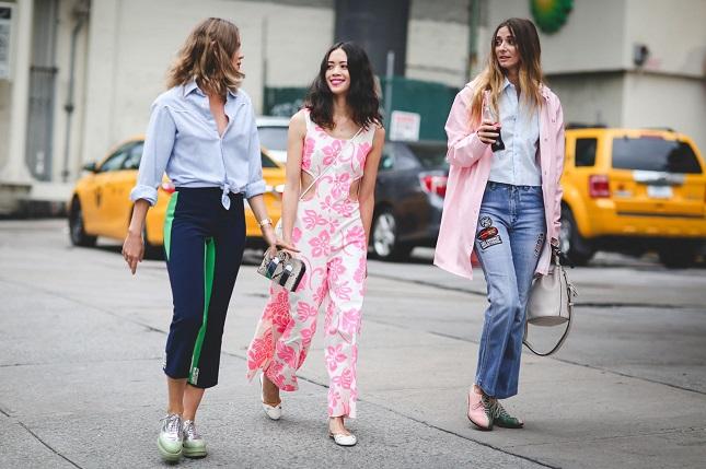 My Favorite Spring 2016 Nyfw Street Style Looks