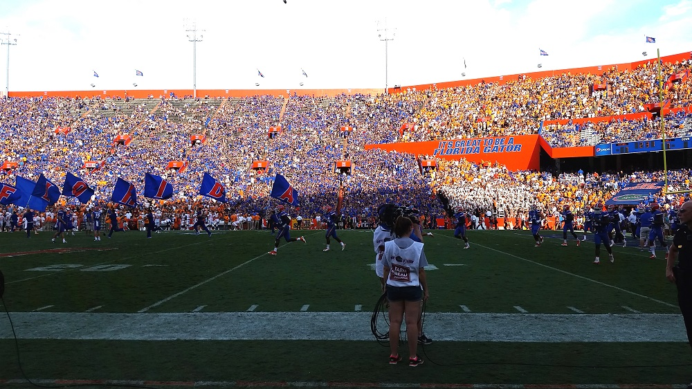 TENN vs UF
