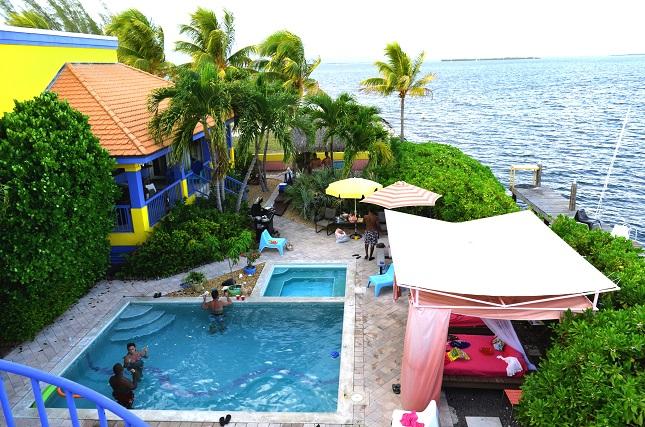kw rw house pool