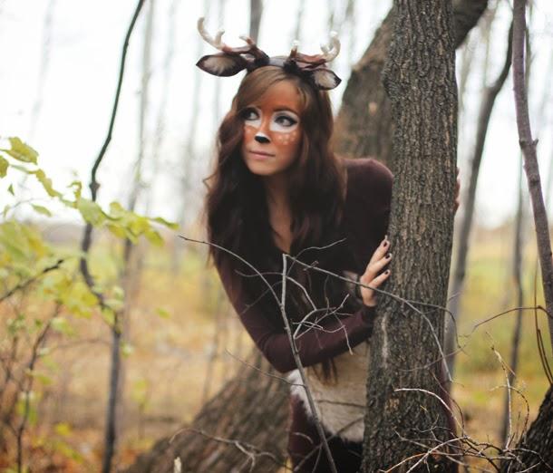 halloween deer