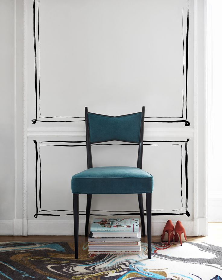 kate spade home chair collection