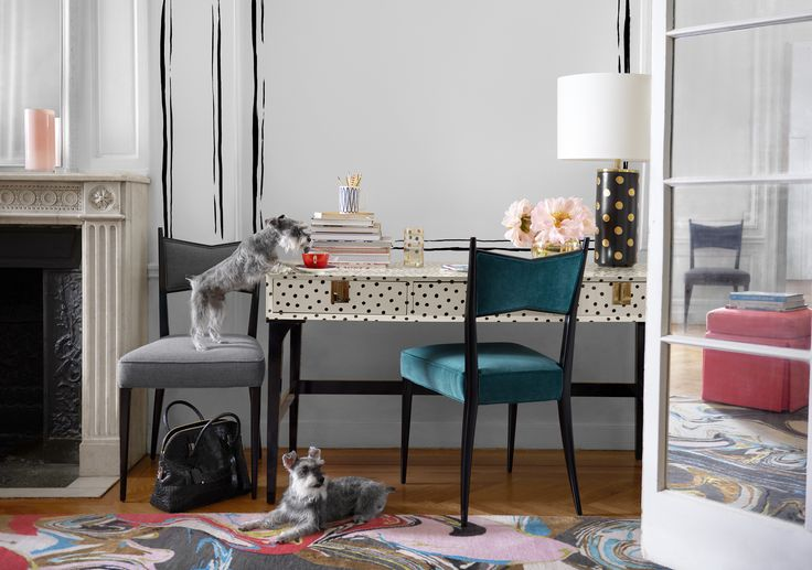 kate spade home desk collection