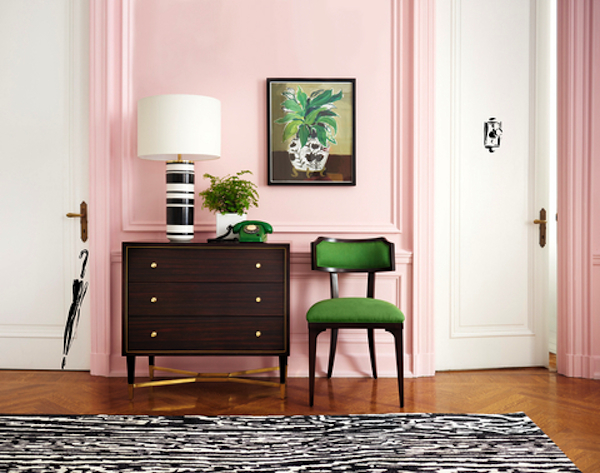 kate spade home entryway collection