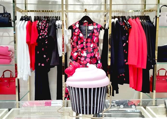 kate spade x magnolia bakery cupcake