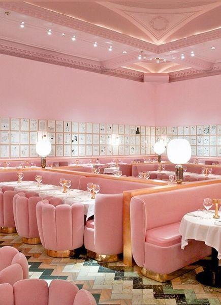 pink restaurant