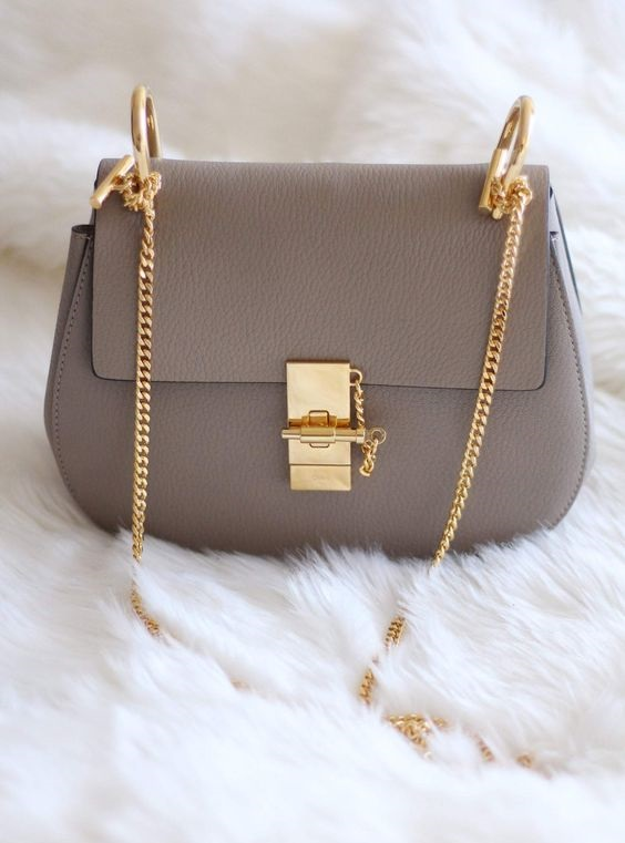 chloe drew bag + review